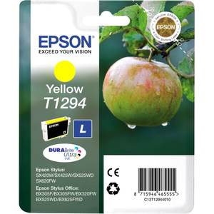Cartucho de tinta Epson DURABrite T1294 - Amarillo