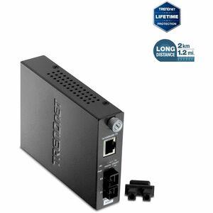 Convertidor de Media/Transceptor TRENDnet