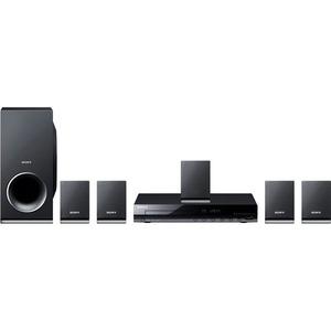 Sistema de teatro en casa Sony DAV-TZ140 - 5.1 - Reproductor DVD - Negro