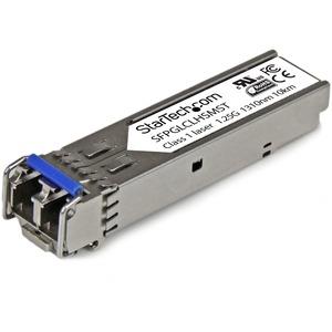 StarTech.com M�dulo Transceptor Transceiver Fibra Monomodo Gigabit SFP 1310nm SM